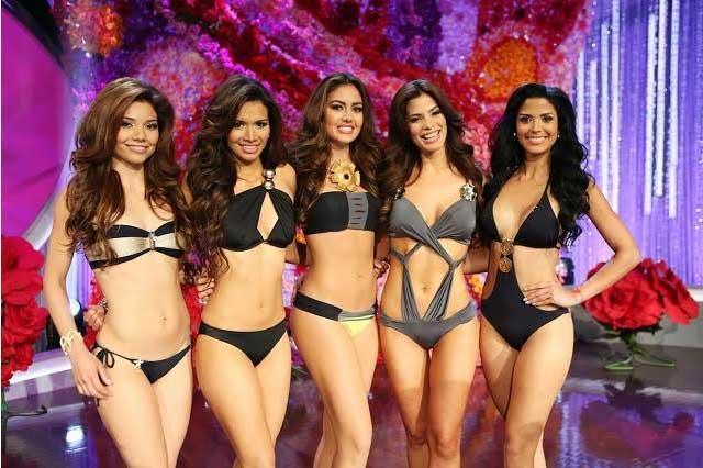 Todo listo para Nuestra Belleza México 2016