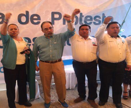 Nueva Alianza marcará la diferencia en las elecciones: Luis Castro