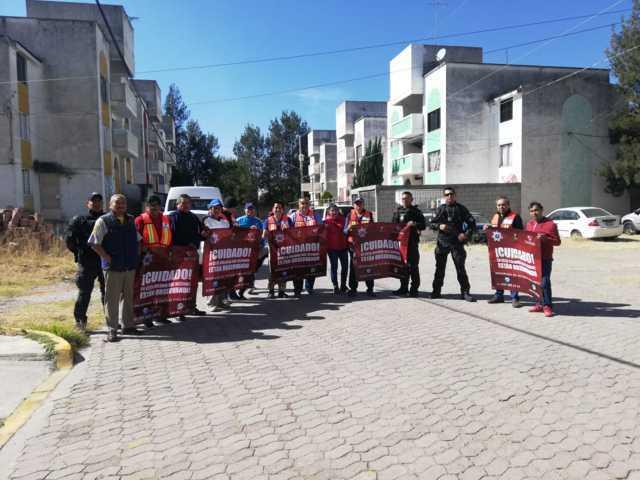 Integran nuevos grupos de vecinos vigilantes en la capital