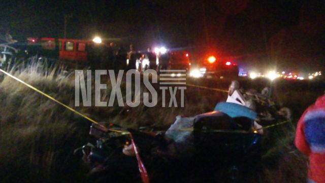 Un muerto y 6 heridos deja