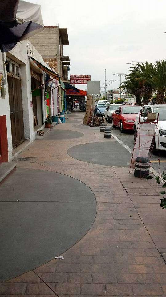 Reordenamiento de comercio ambulante en Apizaco