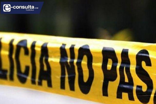 En Tlaxco localizan un cadáver en avanzado estado de descomposición