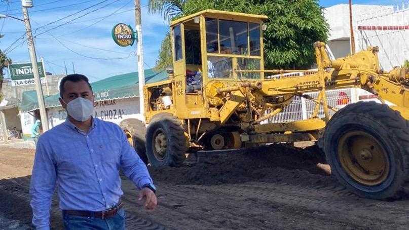 Cerrará Xicohtzinco 2020 con 35 obras de primera necesidad: Luis Ángel Barroso
