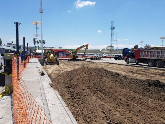 Inician trabajos de remodelación en Mercado Municipal de Tlaxcala