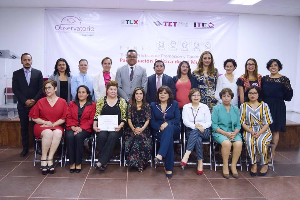 Ofrecen colaboración para igualdad sustantiva  de mujeres en política