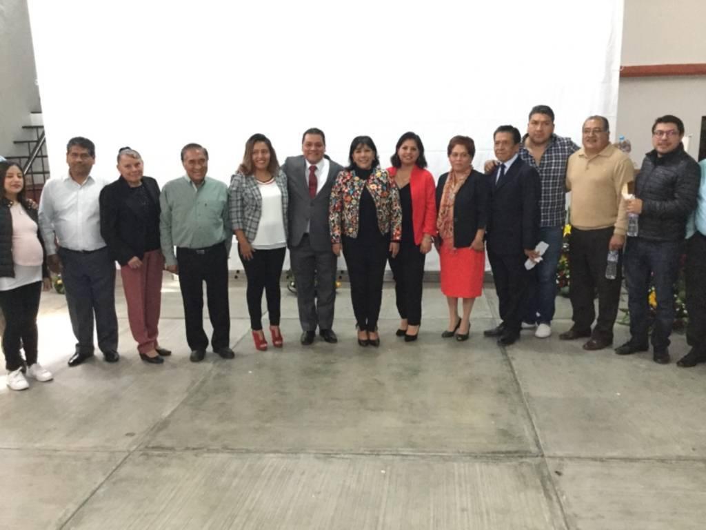 Rinde presidente de comunidad de Ocotlán Segundo Informe de Gobierno