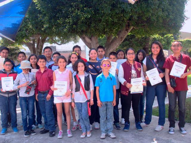 Obtiene Tlaxcala cuatro medallas de oro en la Olimpiada Regional de Matemáticas