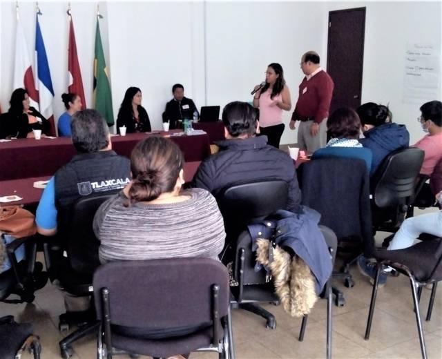 Realiza OMG segundo taller de sensibilización sobre igualdad de género