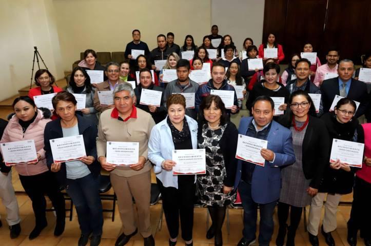 Capacitó OMG a servidores públicos en igualdad de género y Derechos Humanos