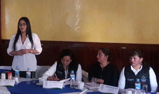 Celebra OMPRI reunión con regidoras de la entidad