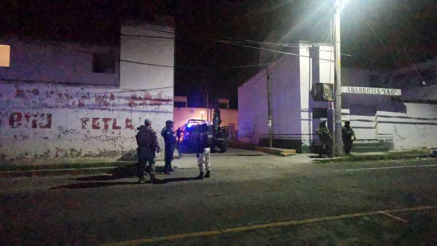 Refuerzan seguridad en municipio de Tetla