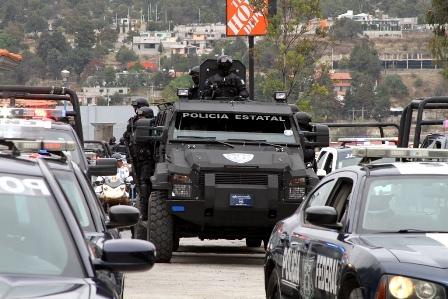Culmina en Tlaxcala operativo Guadalupe-Reyes