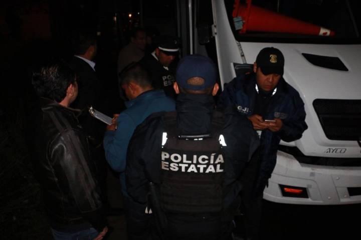 Liberan instalaciones de SEPE-USET; hay cuatro detenidos