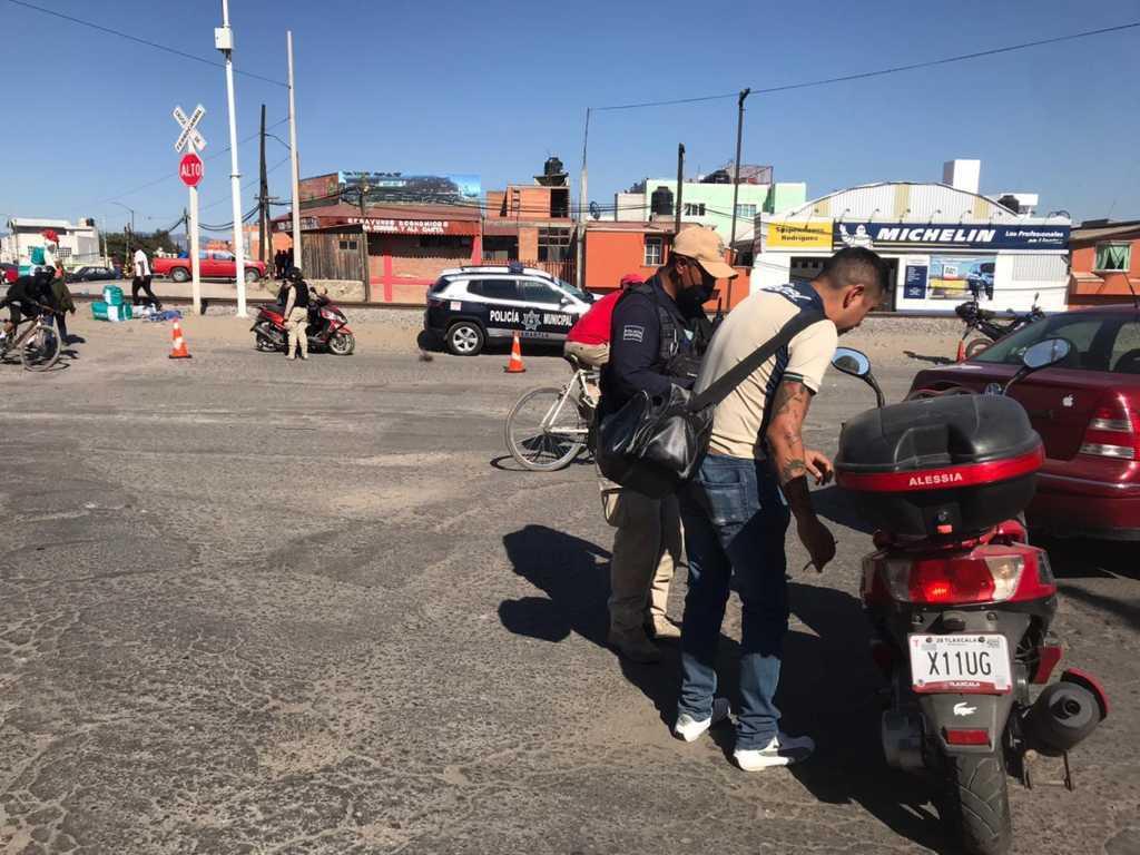 Operativos de verificación de motocicletas permitirá bajar la comisión de delitos