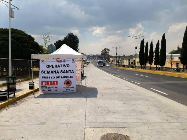 Ayuntamiento reporta saldo en esta Semana Santa