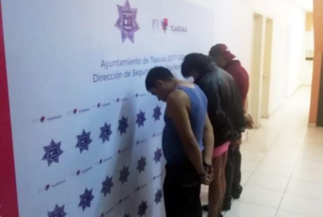 Oportuna denuncia de vecinos permitió detener a banda delictiva en Ocotlán