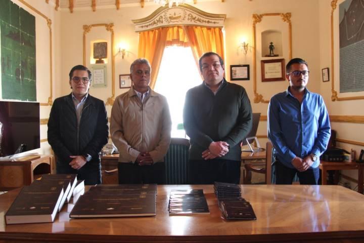 Ayuntamiento adquiere programa de Ordenamiento Territorial