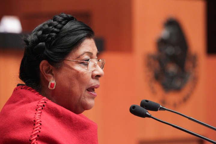 Aplaude Martha Palafox negativa de COPARMEX a firmar otro pacto contra México