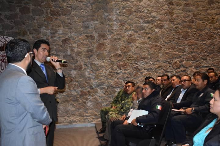 Participa Xicohtzinco en la Reunión de Plan de Seguridad de Gobierno Federal