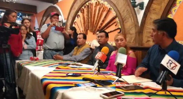 Aspirante a diputada intenta boicotear al alcalde de Papalotla