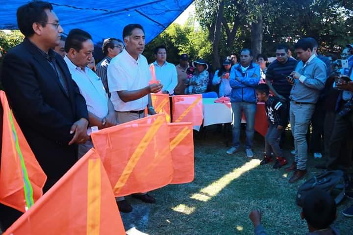 Inician en Papalotla rehabilitación de pozo en San Buenaventura