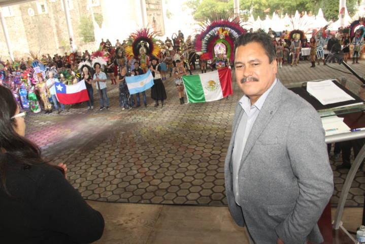 Argentina, Chile, Estado de México y Yauhquemehcan en festival del folklore