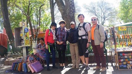 Policía Turística ofrece atención a visitantes nacionales y extranjeros