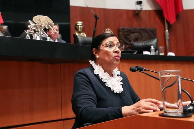 Concluye Martha Palafox agenda legislativa en el Senado