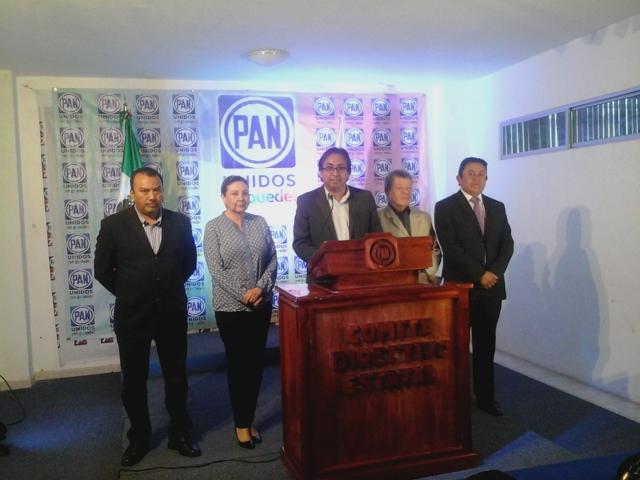 Va el PAN contra Sistema Estatal Anticorrupción por inconstitucional