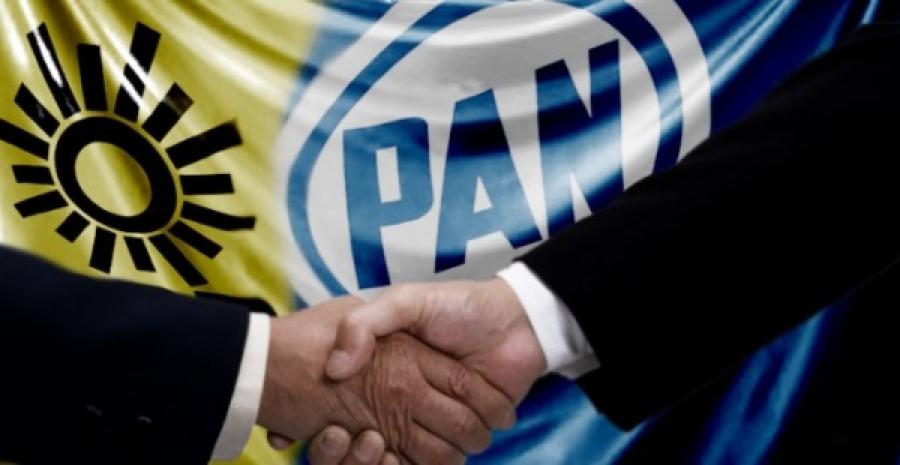 Ven desbandada en el PRD si se concreta alianza con el PAN