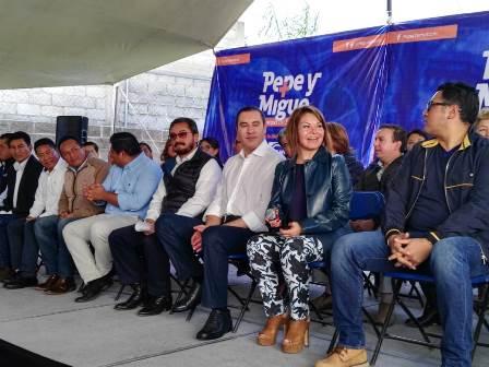 Senador Moreno Valle pide evitar errores nuevamente en el PAN