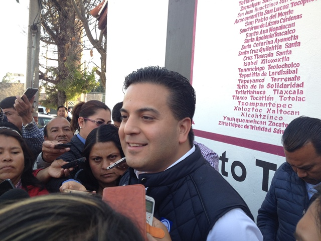 Minimizan salida de Movimiento Ciudadano del Frente por Tlaxcala