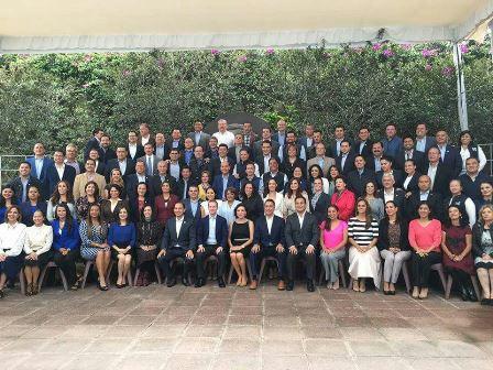 Busca Juan Corral que agenda del GPPAN ataque la corrupción
