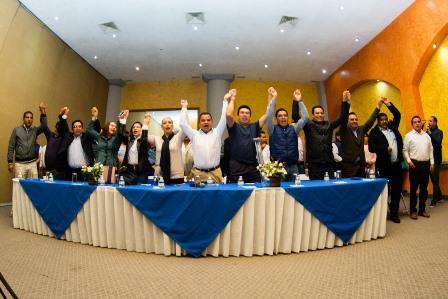 Más de 100 liderazgos del PAN, respaldan proyecto de Gutiérrez