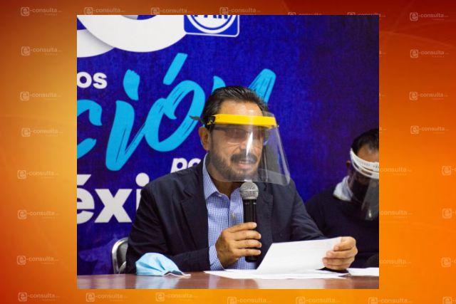 Con *Lista De Pendientes* AMLO visitará Tlaxcala: PAN