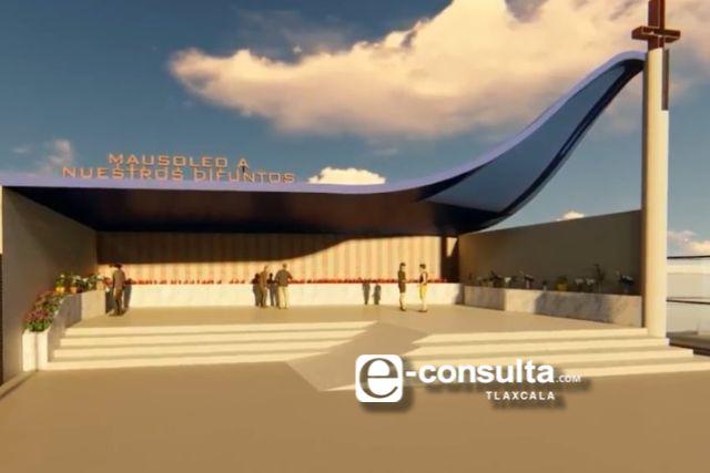 Panteón de San Pablo del Monte se convertirá en un nuevo parque municipal
