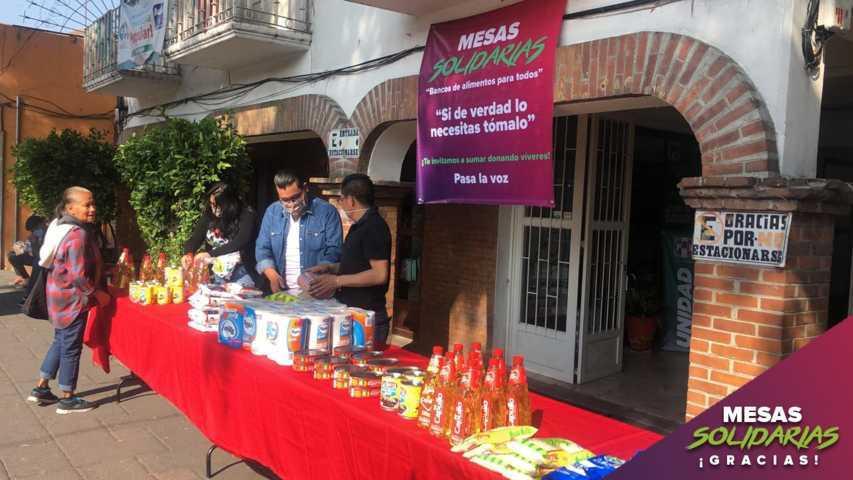 En plena contingencia priístas tlaxcaltecas crean Mesas Solidarias