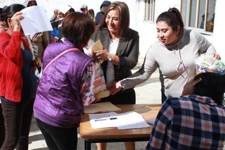 Impulsamos la educación entregando diferentes apoyos: MACC