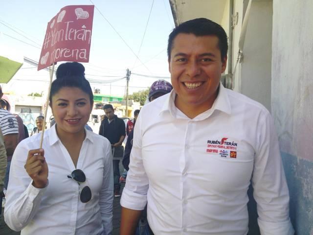 Andrés Manuel dio cátedra del porque será el mejor presidente de México: Rubén Terán