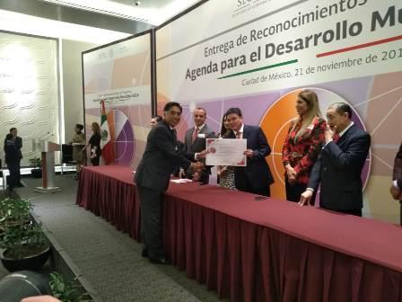 Inafed reconoce esfuerzo de Papalotla para construir un gobierno eficaz