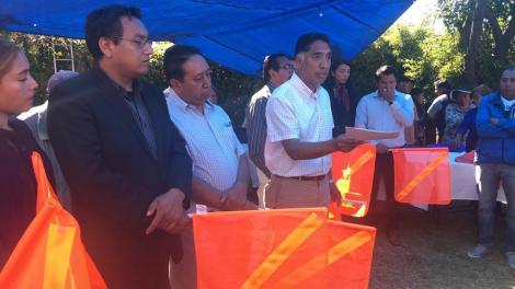 Para obra pública en Papalotla se han destinado más de 21 MDP