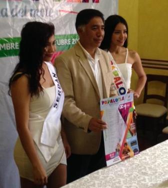 Alcalde garantiza seguridad en feria de Papalotla 2017