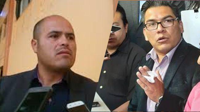 Sanabria Chavez niega tratos con el diputado Jose Luis Garrido Cruz