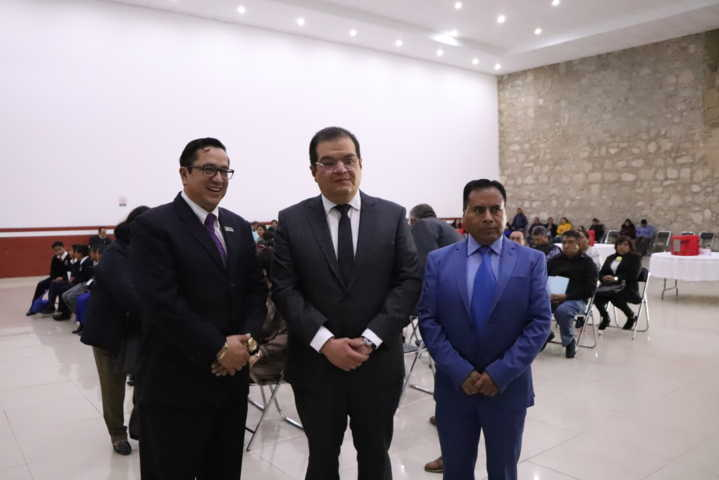 La ganadora del 11 Parlamento Infantil nos representara en la CDMX: alcalde