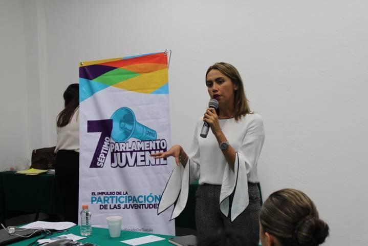 Inician trabajos de Séptimo Parlamento Juvenil Tlaxcala 2018
