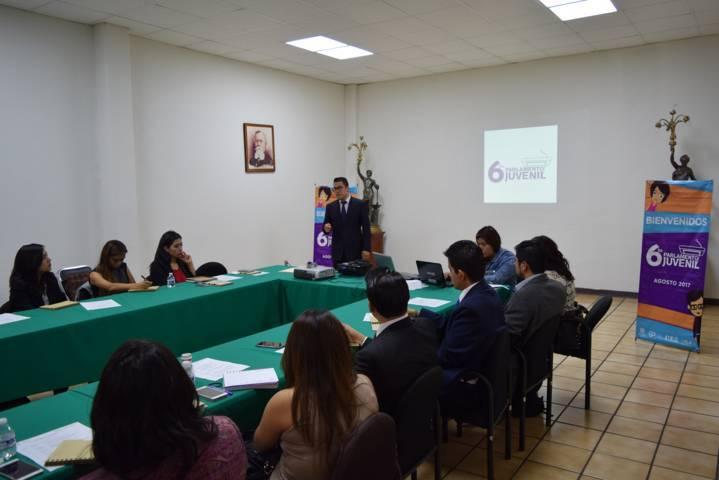 Inician trabajos de Sexto Parlamento Juvenil Tlaxcala 2017