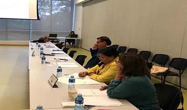 Acude Martha Palafox a Parlamento Latinoamericano en Panamá