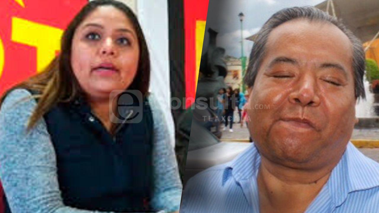 Silvano e Irma vividores del PT, han desamparado a la militancia