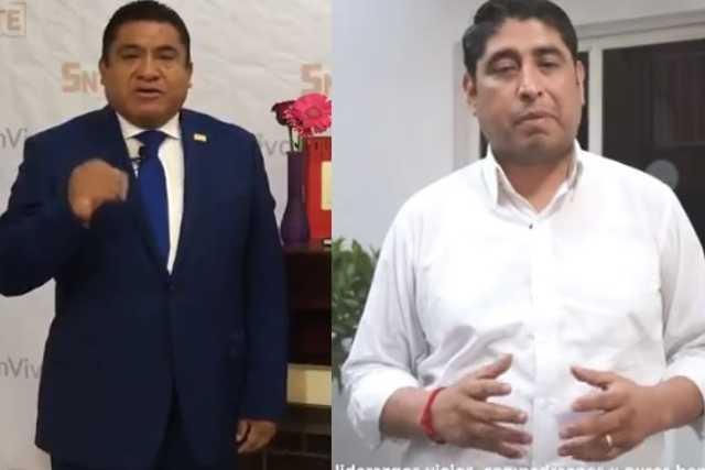 Demetrio Rivas quiere imponer títeres en el SNTE