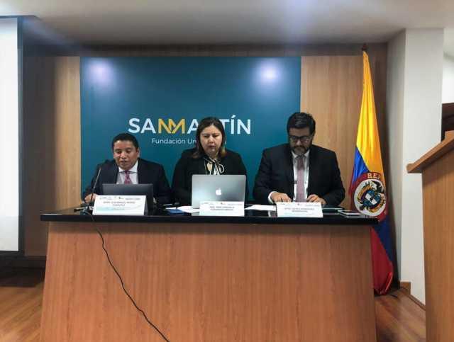 Participa TET en Congreso Internacional realizado en Colombia